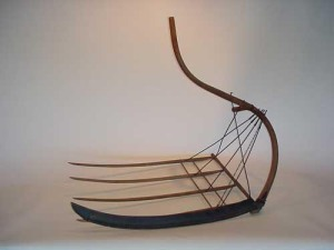 cradle scythe