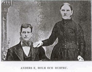 Anders & Maja Holm