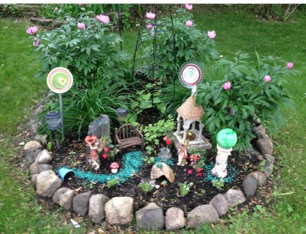 Mary's Garden Fairyland