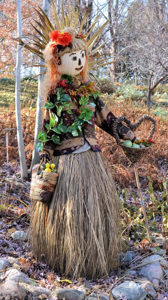 Gertrude The Garden Goddess