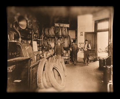 The Old Mechanics Shop -Ebay Image-