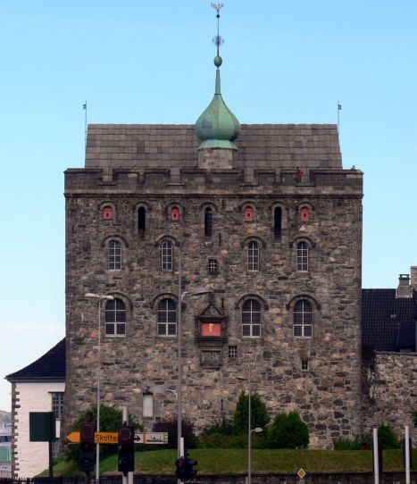Rosenkrantz Tower Bergen City Museum Photo