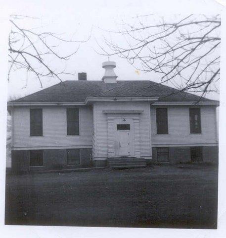 Bingham, North Dakota Prairie Country School