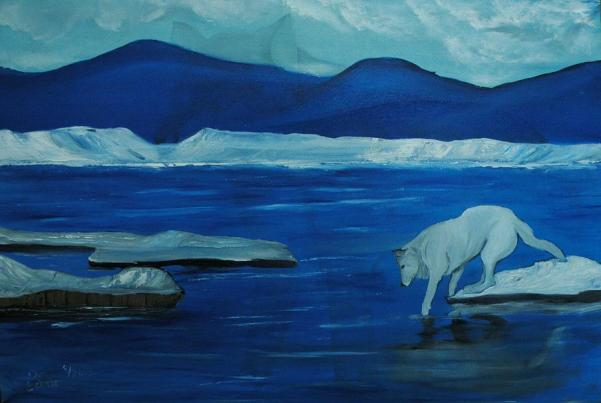 old-lone-wolf-lake-donald-schrier